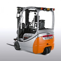 Electric Forklift Trucks