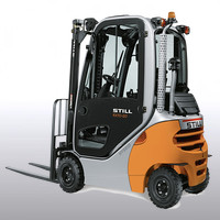 Diesel and LP Gas forklift trucks