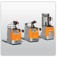 Warehouse Handling Equipment